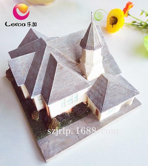 建筑造型装饰纪念品